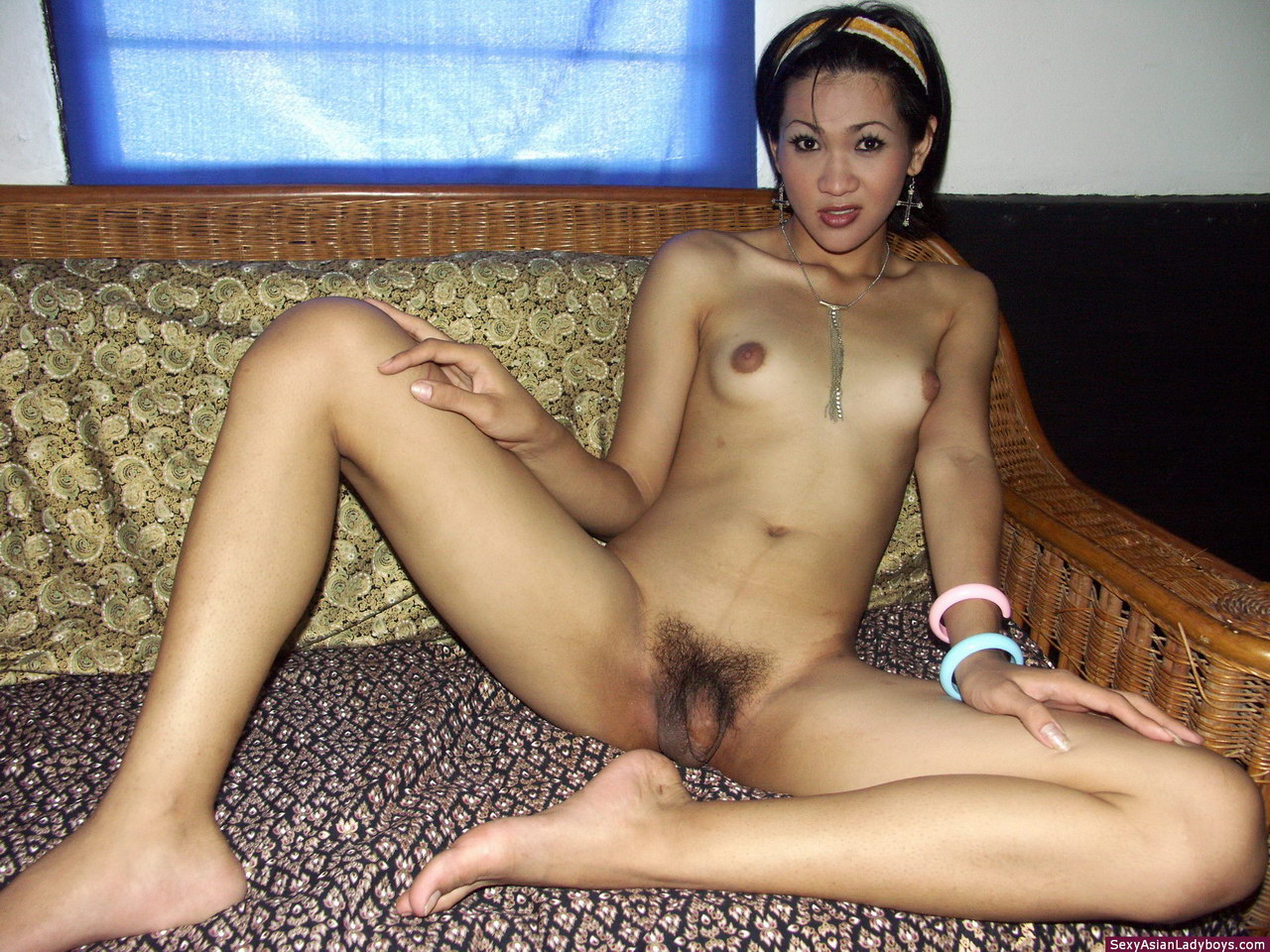 shemale Nude asian